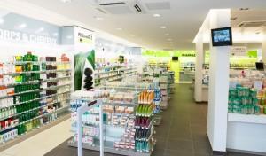 climatisation pharmacie