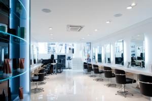 climatiseur daikin salon de coiffure - copie